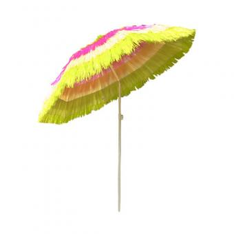 Thatched Beach Sun Umbrella