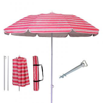 Portable Beach Umbrella for Air Travel