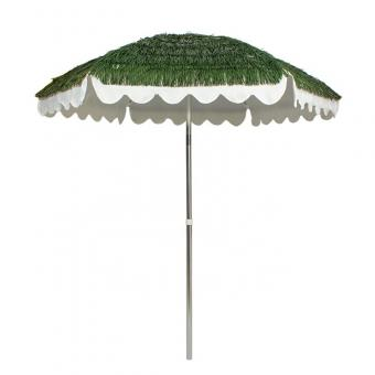 Tiki Hut Beach Umbrella