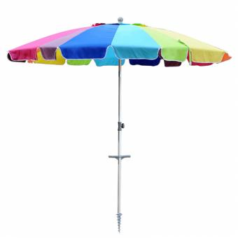 Heavy Duty Wind Resistant Beach Umbrella